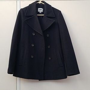 Button outter jacket.